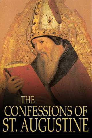 confessions by saint augustine The confessions of saint augustine (401 ad) translated by edward bouverie pusey book i 38,517 bytes book ii 21,018 bytes book iii 30,552 bytes book iv 37,831 bytes.